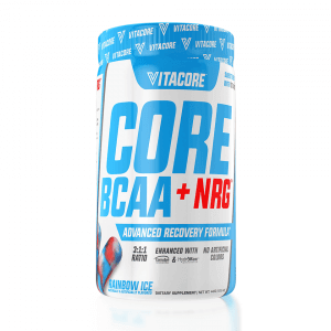 CORE BCAA + NRG RAINBOW ICE