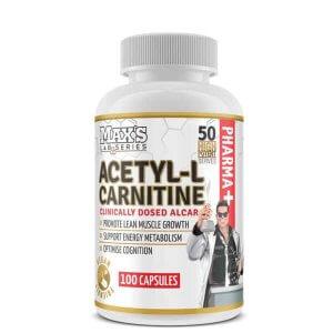 acetyl-l-carnintine
