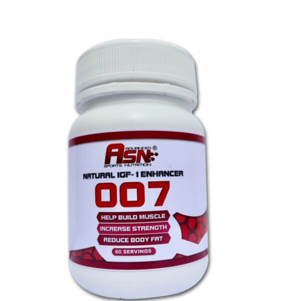 007 Natural IGF-1 Enhancer By Advanced Sports Nutrition