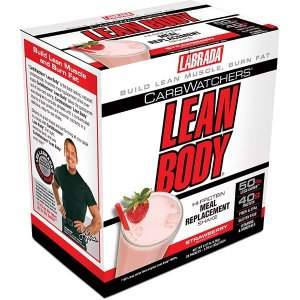 Labrada Nutrition - CarbWatchers Lean Body - Hi Protein Meal Replacement Shake