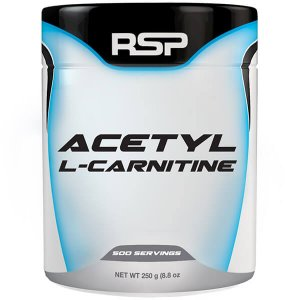 RSP Nutrition - Acetyl L-Carnitine Powder