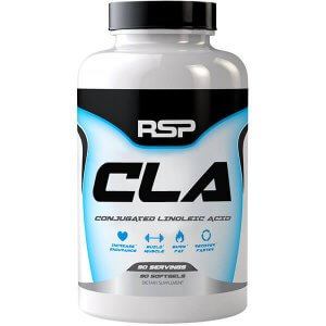 RSP Nutrition - CLA - Conjugated Linoleic Acid