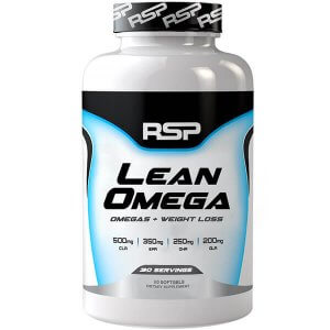 RSP Nutrition - Lean Omega Capsules