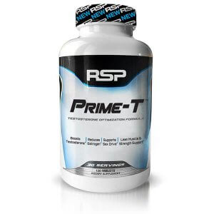 RSP Nutrition - Prime-T Capsules