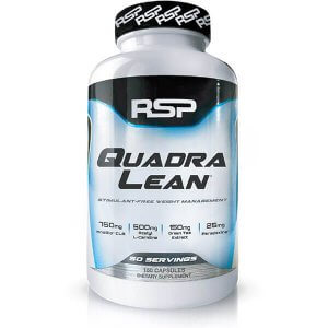 RSP Nutrition - Quadra Lean Stimulant Free 2.0