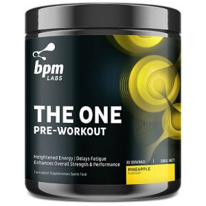 The One by BPM Labs *New Version* - Pre Workout Powder