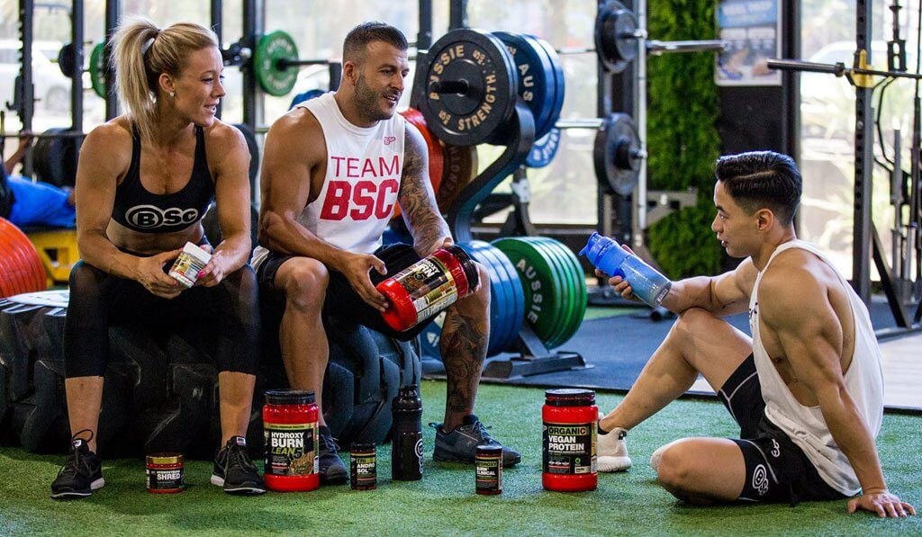 Body Science BSc Athletes with Protein